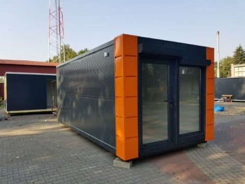 Sociale container 3