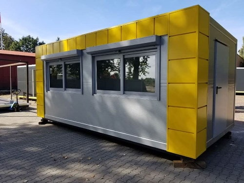 fabrikant van sanitaire containers