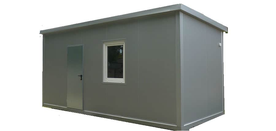 sanitaire container